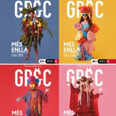 GREC 2020. Festival de Barcelona en Distintos escenarios de Barcelona