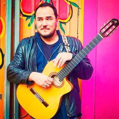 Concierto de Ismael Serrano en Plaza de Toros de El Bibio en Asturias