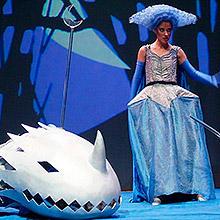 La pequeña Flauta Mágica (Joan Font) en Teatro de la Maestranza en Sevilla