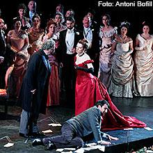 La Traviata (David McVicar) en Gran Teatre del Liceu en Barcelona