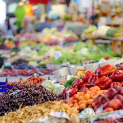 El mercado de la Fama y Santa María de Gracia abren este jueves