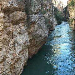 El cañón de los Almadenes, un Espacio Natural Protegido de la Región