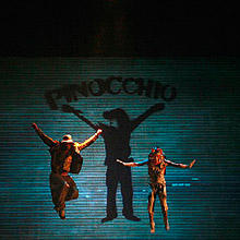 Pinocchio (Roseland Musical) en Teatre Victòria en Barcelona