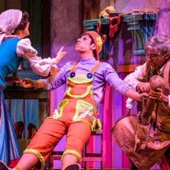Pinocho, un musical para soñar en Teatro de la Axerquía en Córdoba