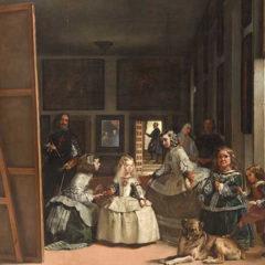 Reencuentro en Museo Nacional del Prado en Madrid