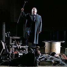 Siegfried (Robert Carsen) en Teatro Real en Madrid
