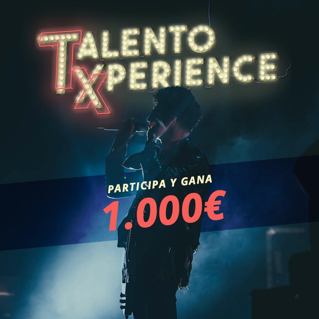 Talento Xperience, participa y gana mil euros