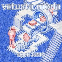 `Música de nuestras Vidas´ hoy Vetusta Morla y tema elegido `23 de junio´