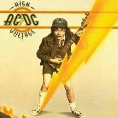`Música de nuestras Vidas´ hoy AC /DC y `High Voltage´