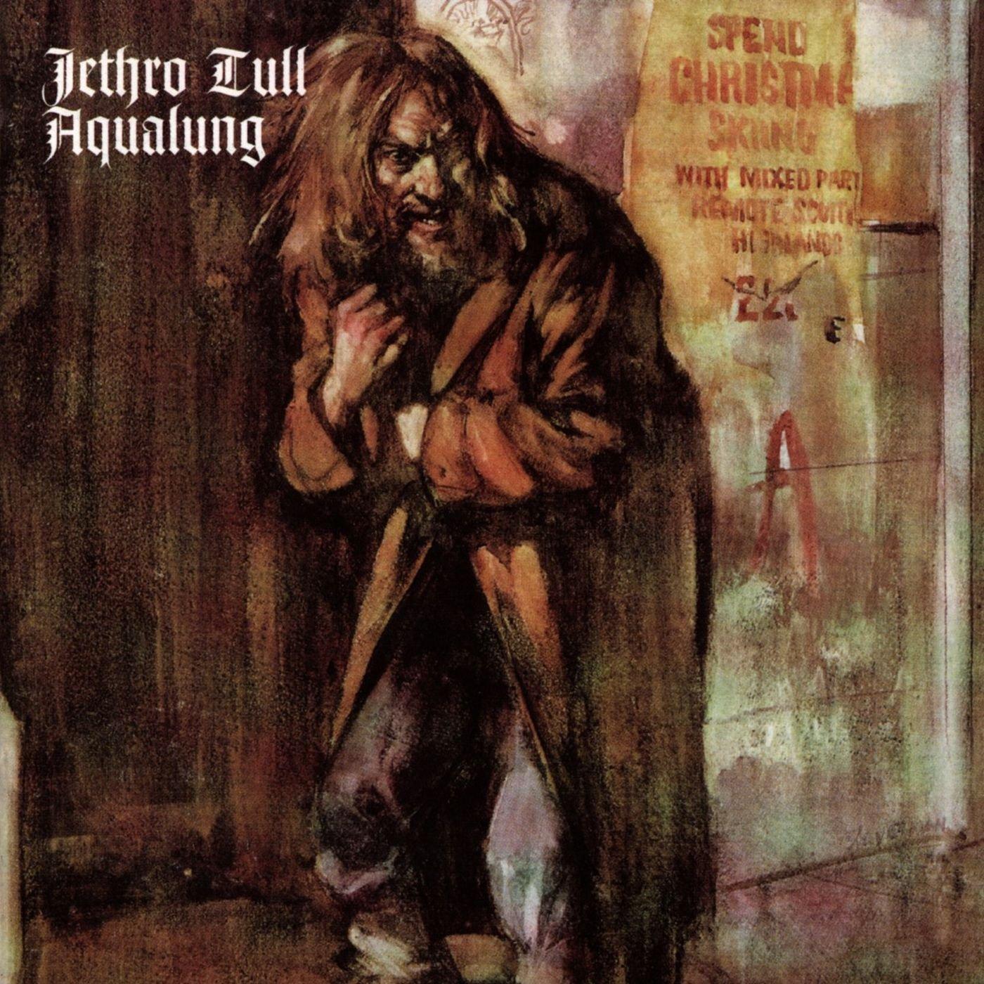 `Música de nuestras Vidas´ hoy Jethro Tull y `Aqualung´