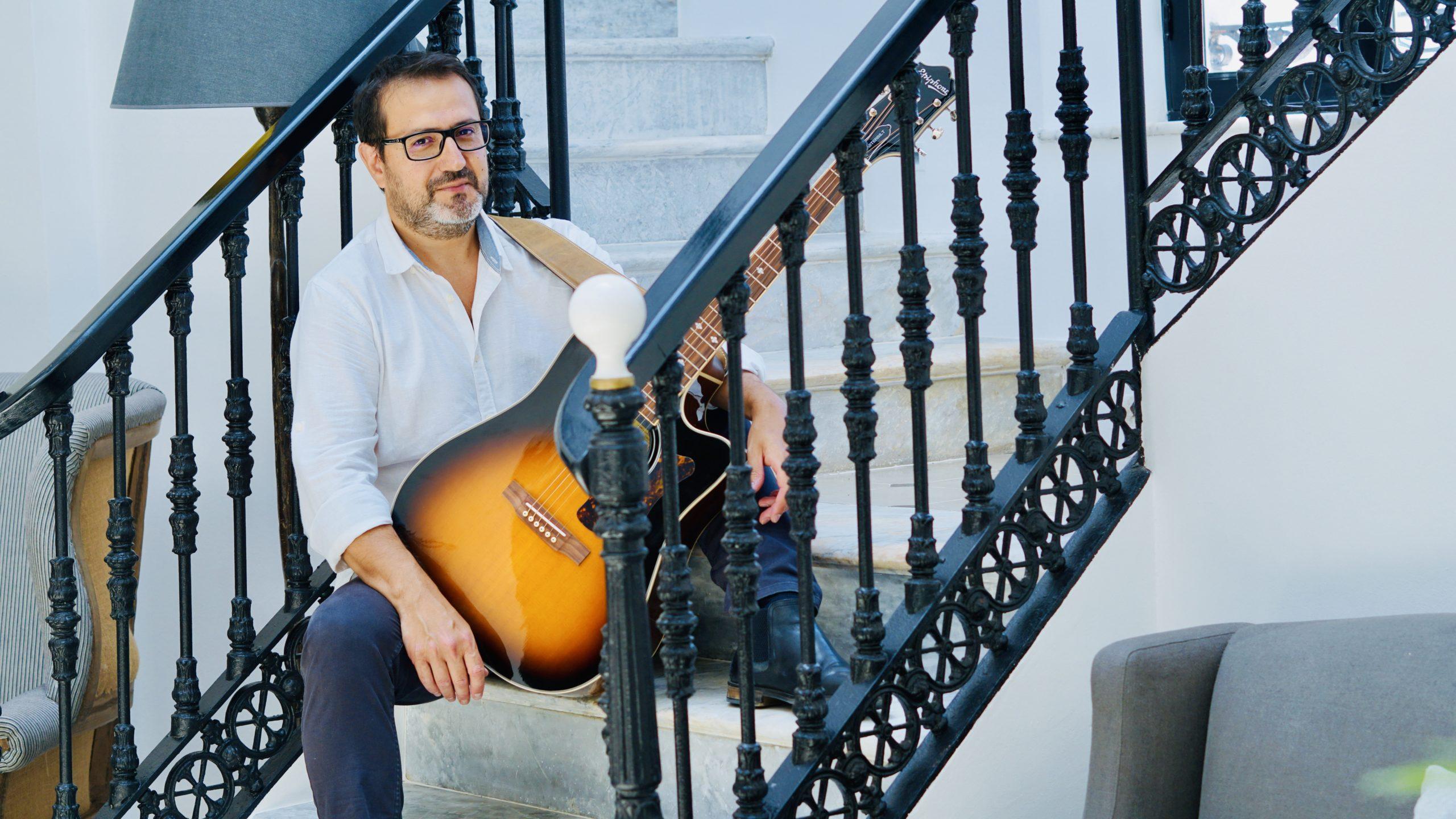 Alberto Saso presenta su single 'Respiro el Silencio'