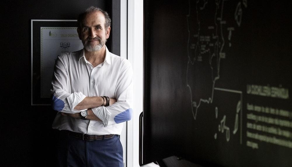 Antonio Caulín, nuevo director del Museo Municipal de la Cuchillería de Albacete