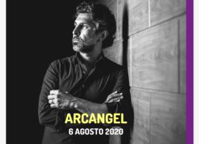 Arcángel en concierto en la Noche de Flamenco en el Festival Noches Mágicas