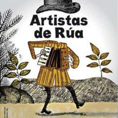 Festival artistas de rúa en Redondela