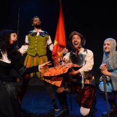 Teatro Atópico: Ancha es Castilla en el Centro Cívico San Agustín