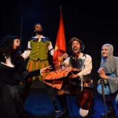 Atópico Teatro: 'Claudio Cleaner Clown' en el Fernando de Rojas