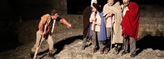 Representaciones teatrales en el Castillo de Burgos para este verano