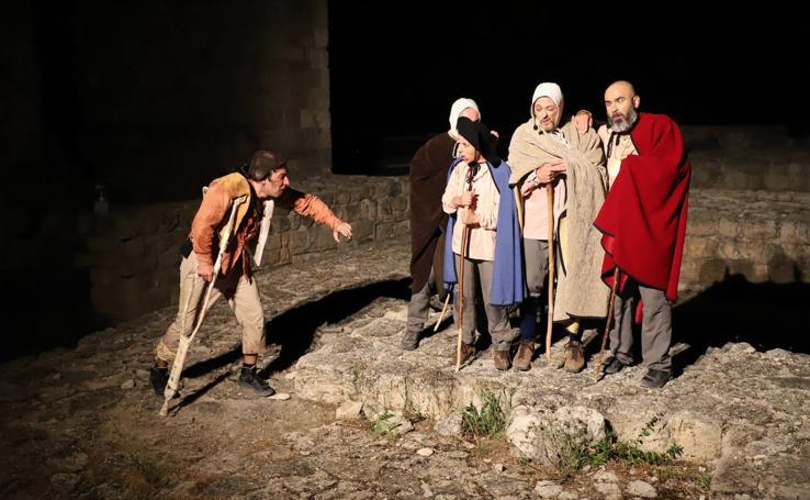 El imc organiza representaciones teatrales en el Castillo de Burgos dentro de su programación cultural de verano