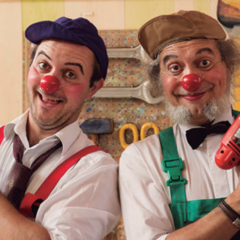 Teatro La Sonrisa: 'Bricomanazas' en el Monasterio de San Juan