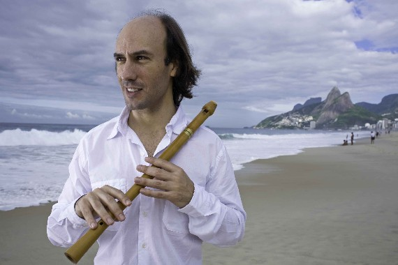 Carlos Núñez concierto Nigrán