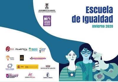 El Ayuntamiento de Albacete, a través de la Concejalía de Igualdad y Mujer, ha dado a conocer la programación otoñal de la Escuela de Igualdad.