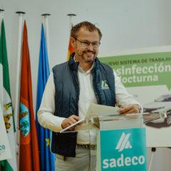 SADECO, al servicio de Córdoba, una ciudad SEGURA.