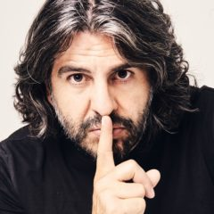 J.J. Vaquero e Iñaki Urrutia en directo en Viva la Vida Torrelavega