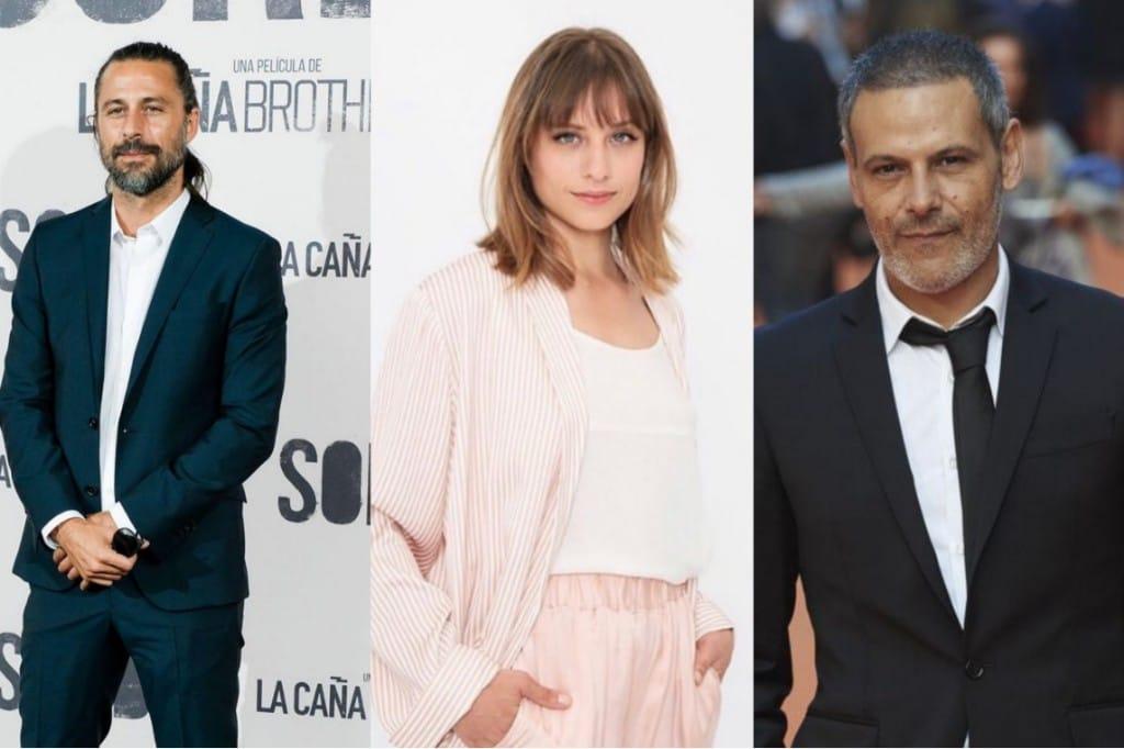 Hugo Silva y Michelle Jenner compartirán rodaje de nuevo. Unidos a Roberto Enríquez, serán los protagonistas de la nueva serie de 'La Cocinera de Castamar'.