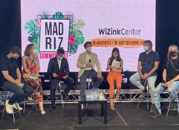 Madriz Summer Fest en el Wizink Center