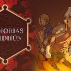 Netflix presenta a los personajes de 'Memorias de Idhún'