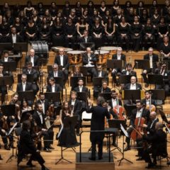 Concierto de la Orquesta Sinfónica de Castilla y León en el MEH
