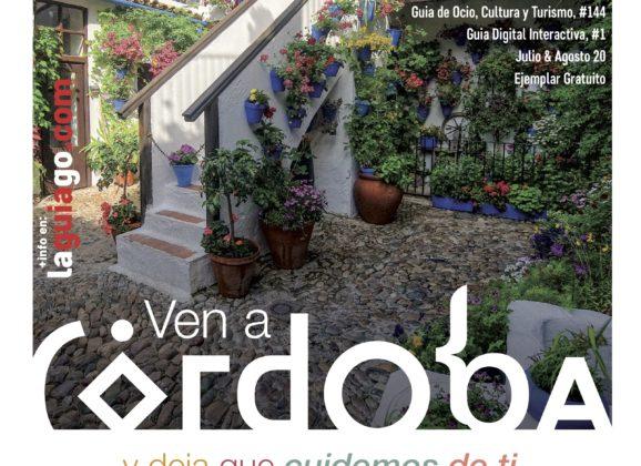 laguiaGO! Córdoba publica la NUEVA revista electrónica, interactiva y dinámica eGO! Córdoba-Verano 2020. Descubrela AQUI.