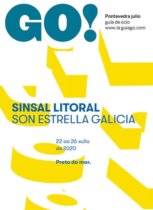 LaGuiaGo julio revista Pontevedra