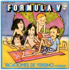 `Música de nuestras Vidas´ hoy Formula V y su tema `Vacaciones de Verano´