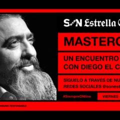 Masterclass SON Estrella Galicia con Diego El Cigala