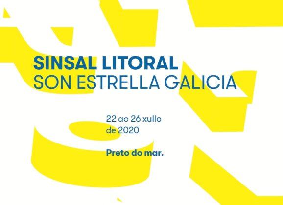 Sinsal Litoral SON Estrella Galicia, festival en las Rías Baixas