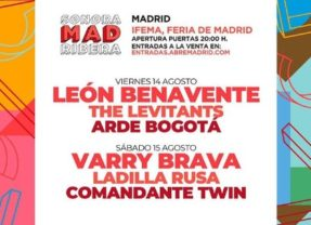 El Sonorama se traslada a Madrid este año