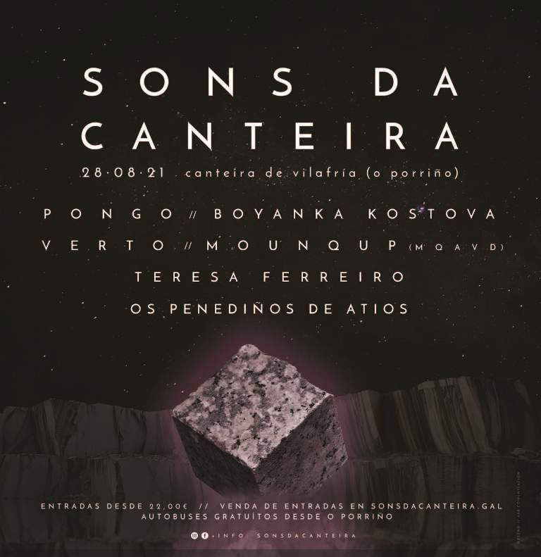 Festival Sons da canteira Porrino