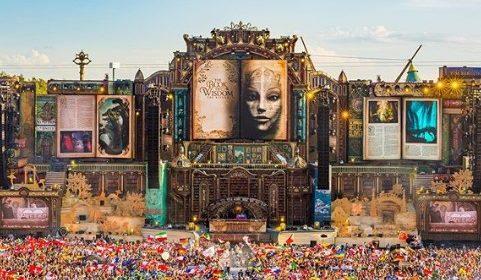 El festival Tomorrowland será en streaming