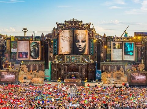 Tomorrowland será este año en streaming