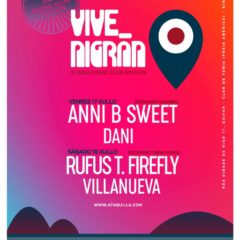 Vive Nigrán, el festival regresa con Anni B Sweet y Rufus T. Firefly