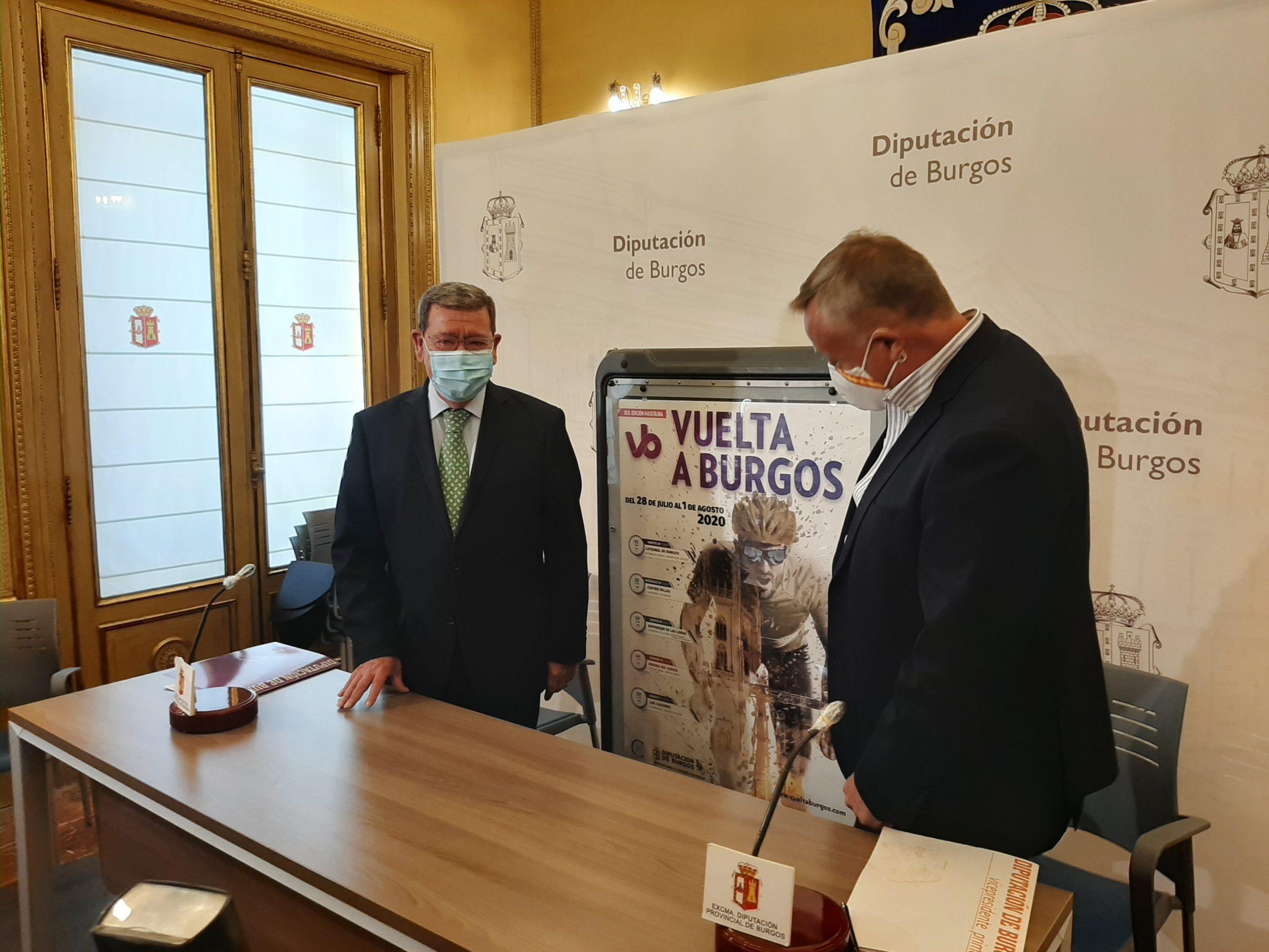La Vuelta a Burgos, primera prueba de la Unión Ciclista Internacional