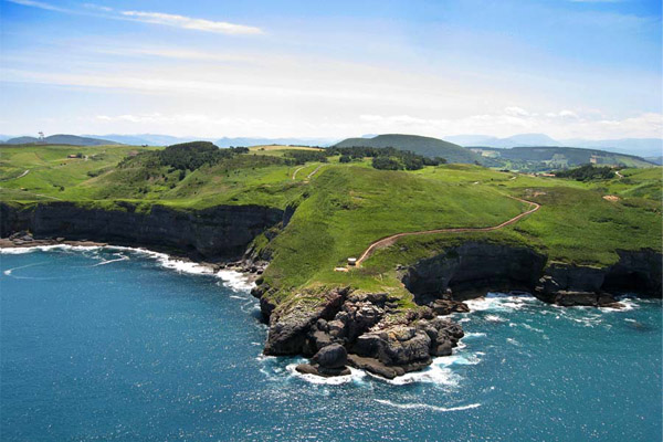 acantilados de Isla, Arnuero, Cantabria
