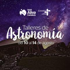 Talleres de astronomía en el Hotel Áliva