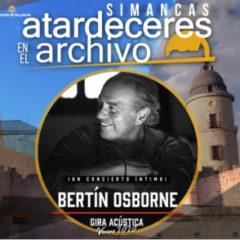 Atardeceres en el Archivo Simancas 2020  `Bertín Osborne´