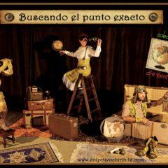 Teatro: Colectivo Chiribitil: 'Buscando el Punto exacto' en el Monasterio de San Juan