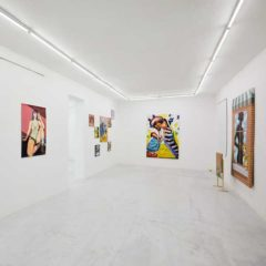 CA20 Group Show en We Collect  en Madrid