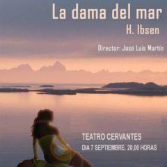 `La Dama del Mar´en el Teatro Cervantes