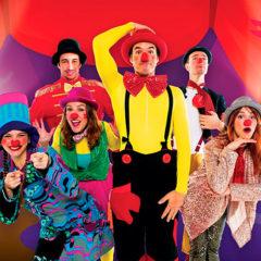 Concierto de CantaJuego. El circo del Payaso Tallarín en Pista Municipal de La Roda en Albacete