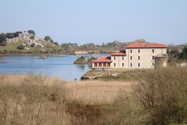 casa de las mareas de Soano